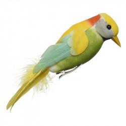 Fågel av polystyren, konstgjord fågel