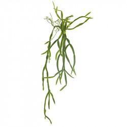 Suckulent hänger, 60cm, konstgjord växt