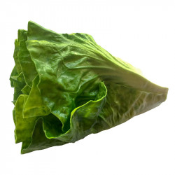 Salladshuvud, 12 x 15 cm, konstgjord mat