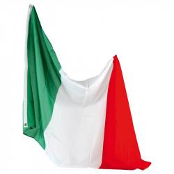 Flagga med öljetter, Italien