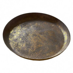 Metallbricka, 28 cm