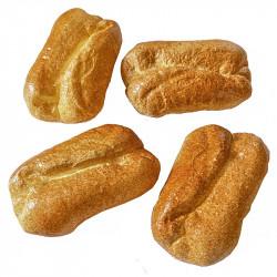 Bröd, 4 stk konstgjord mat