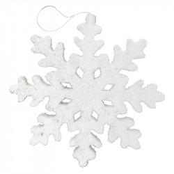 Snöflinga med 8 spetsar, 40cm
