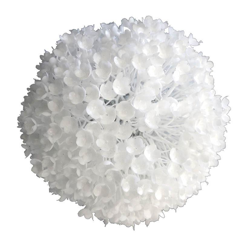 Slöjblomma-boll, Ø 13 cm, konstgjord växt