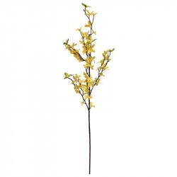 Forsythia-kvist, 82 cm, konstgjord gren