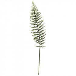 Ormbunkskvist, 100 cm, konstgjord gren