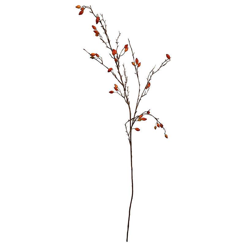 Nyponkvist, 120 cm, konstgjord gren