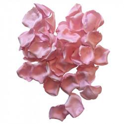 Rosenblad, Rosa, 60 st. påse, konstgjorda blad