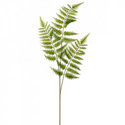 Ormbunksblad på stjälk, 85 cm, konstgjort blad