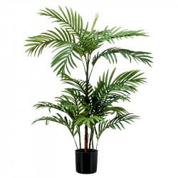 Phoenix Palm i svart kruka, 90 cm, konstgjord växt