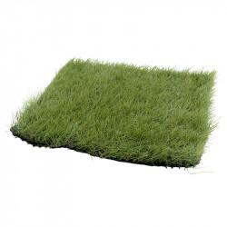 Gräsmatta för inom- och utomhusbruk 25 x 25 cm, konstgräs