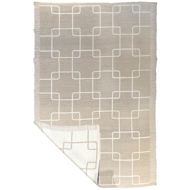Utomhusmatta, grafisk design, PVC, 180 x 120 cm