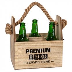 """""""Flasklåda """"""""Premium"""""""" med rep"""""""