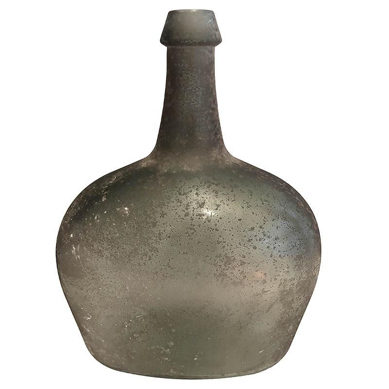 Vas Karaff, antikbrun, H 38 cm