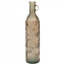 Vas, Antik flaska m. handtag 75 cm