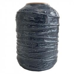 Vas i garnnystan-form, 12 cm Blå