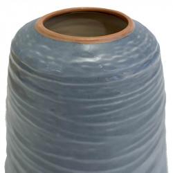 Vas i garnnystan-form, 12 cm Grå