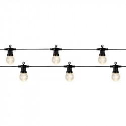 LED ljusslinga med 20 lampor. 10 m