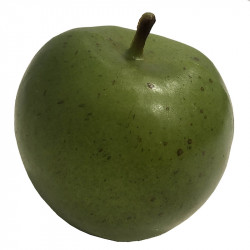 Äpple, konstgjord mat