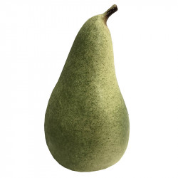 Päron, grön, konstgjord mat