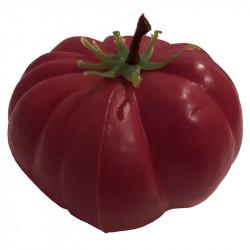 Tomat med grön stjälk, konstgjord mat