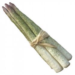 Sparris-bunt m/ 8 st. 20 cm, konstgjord mat