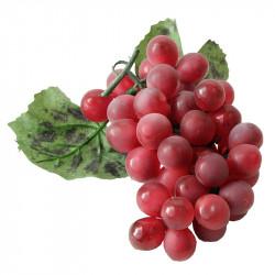 Vindruvsklase med 51 vindruvor, konstgjord mat