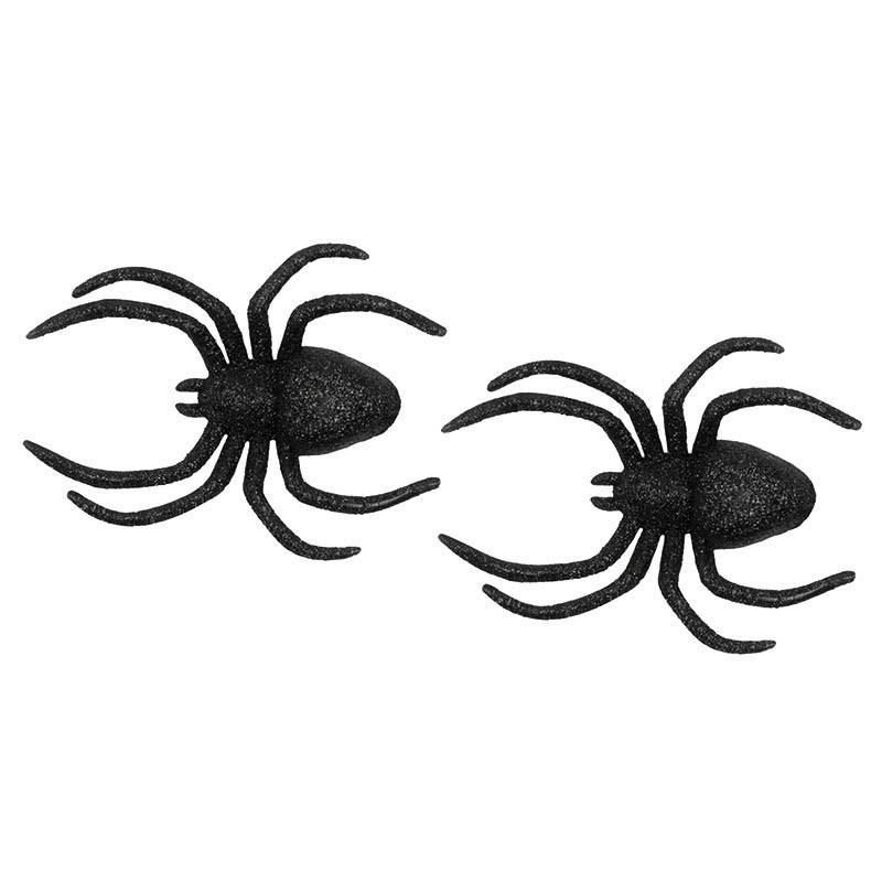 Spindlar med glitter 2 st./förpackning