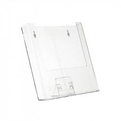 Broschyrhållare, A5, för bord och vägg