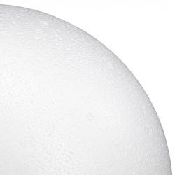 Frigolit halvklot D 20 cm