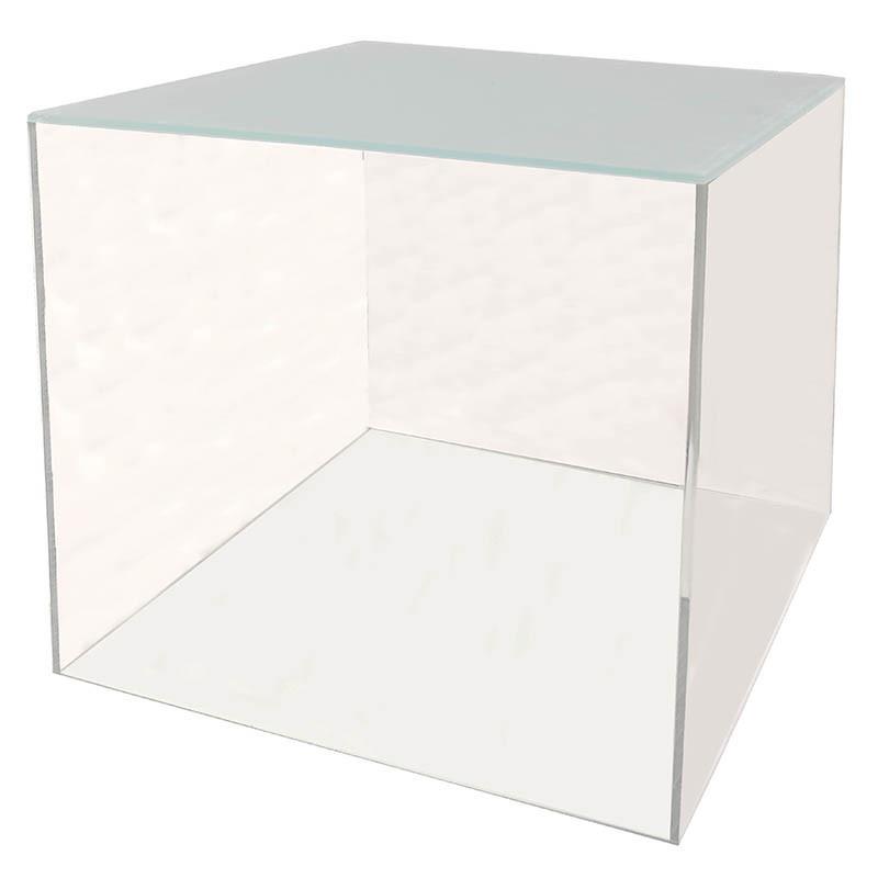 Akryl-podium 25 x 25 cm