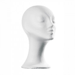Perukhuvud / Damhuvud Dekor
