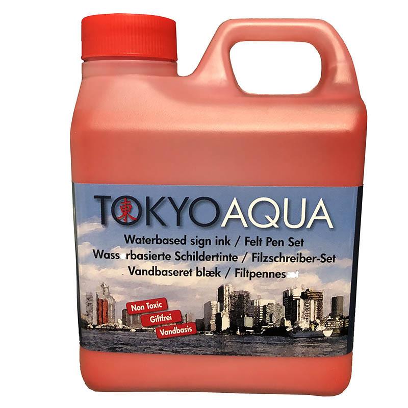 Skyltbläck (Tokyo-Aqua)