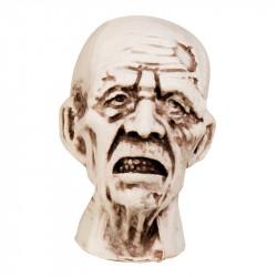Zombiehuvuden 8 x 5 cm i 6 st./påse