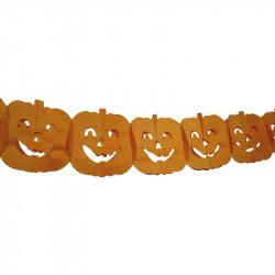 Halloweenranka Pumpa