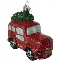 Julgransdekoration, Bil med träd