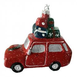 Julgransdekoration, Bil med paket