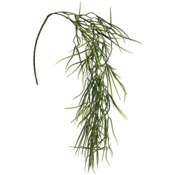 Hängväxt, 106 cm i hängpil, konstgjord gren