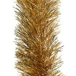 Glittergirlang, Ø:10cm Guld