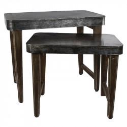 Små bord, 2 storlekar, 2 st.