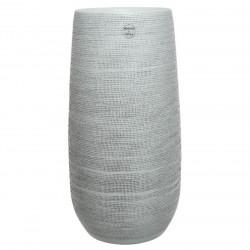 Golvvas med struktur, H: 50cm, Handgjord