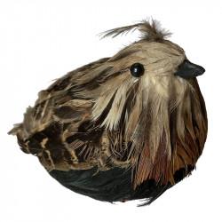 Fasanöna, 11 cm, konstgjort djur