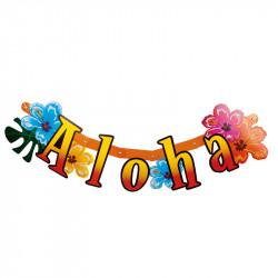 Aloha-bokstavsranka, 83 cm