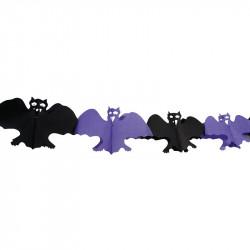 Halloweengirlang Fladdermus