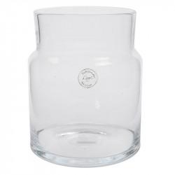 Vas i munblåst glas