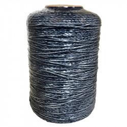 Vas i garnnystans-form, 21,5cm Blå