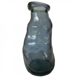Vas - simplicity - H25cm, blå