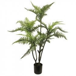 Ormbunke i kruka, 91cm, Konstgjord Växt