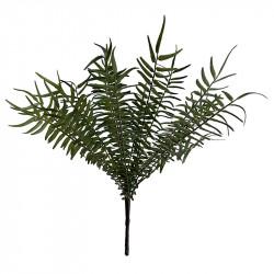 Bukett ormbunke, luftig, H:25 cm, konstgjord växt
