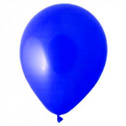 Ballonger, Kvalitetshelium 100 st i påse, Mörkblå